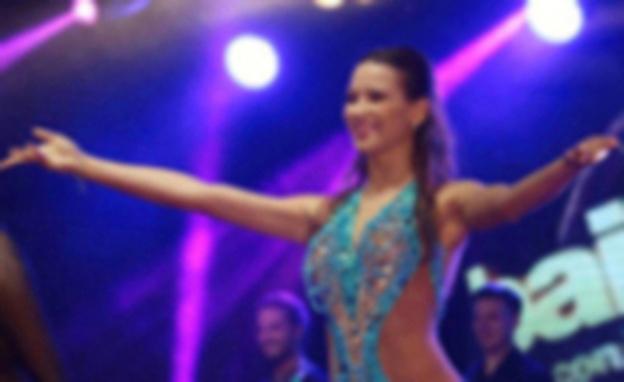 Yana Olina, 'in fraganti'