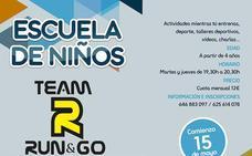El 'Team Run&Go by Rafa Iglesias' tendrá su escuela de niños del club