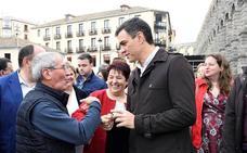 Pedro Sánchez pide a Torra que gobierne «para el conjunto de los catalanes»