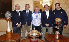 Ortega ya ha comunicado a Avenida su decisión definitiva de no continuar en el club