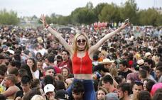 10.000 jóvenes disfrutan en Palencia de la fiesta de la ITA