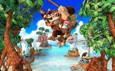 Donkey Kong vuelve a la acción