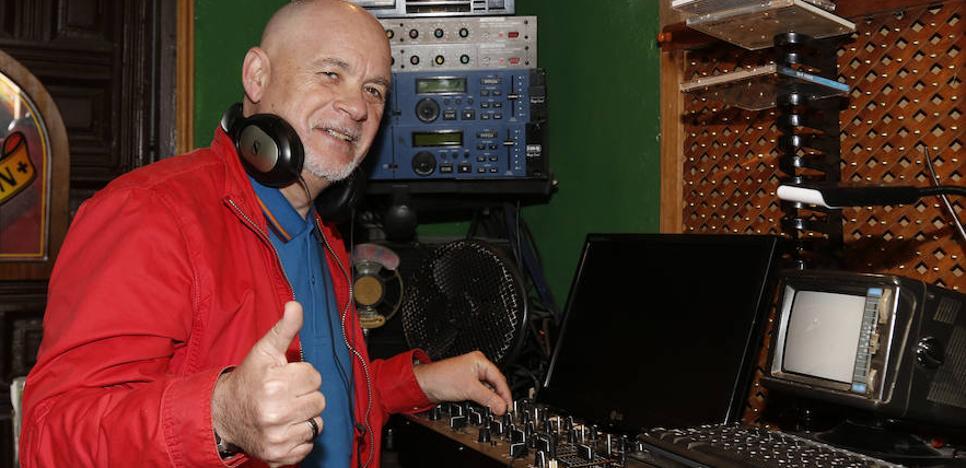 Alfredo Duro, de tertuliano de El Chiringuito a dj de un festival indie