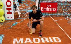 Zverev sucede a Nadal como campeón