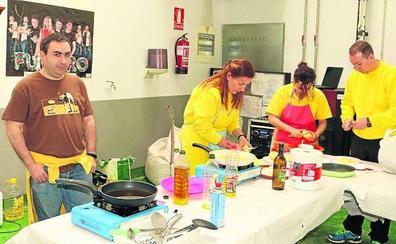 Tortillas y pinchos de vanguardia en Baltanás
