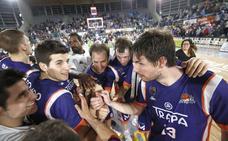 Sigue aquí en directo el partido entre el Chocolates Trapa Palencia y el Unión Financiera Oviedo