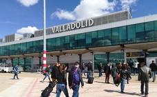 El aeropuerto de Valladolid cierra abril con un crecimiento del 3,5% en el número de pasajeros