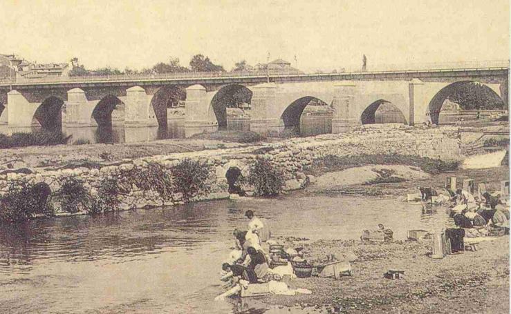 El Puente Mayor de Valladolid a través de los años