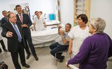 La reforma del Hospital Provincial de Zamora culmina la modernización de infraestructuras de atención especializada