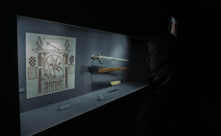 Exposición 'Valladolid y el conde Ansúrez' en el Museo de Valladolid