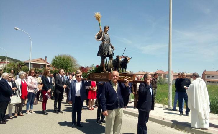 Festividad de San Isidro Labrador en Íscar y Pedrajas de San Esteban