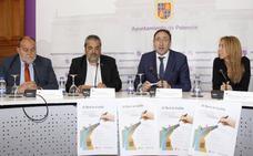 Jaime Siles, Ignacio Elguero y el grupo Astrolabio, en los Encuentros con la Poesía de Palencia