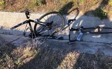 Prisión para el conductor que se dio a la fuga tras atropellar a un Guardia Civil que circulaba en bici