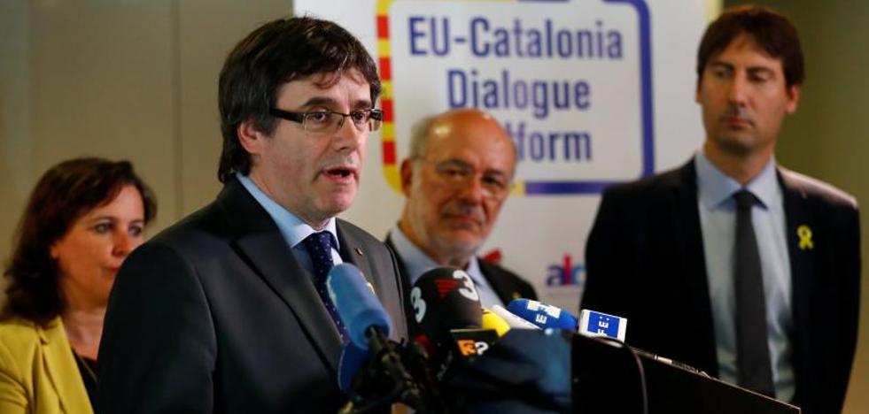 La Fiscalía pide al juez Llarena que remita nuevas euroórdenes tras la negativa belga