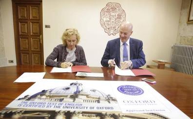 La UPSA se convierte en centro examinador de inglés de Oxford