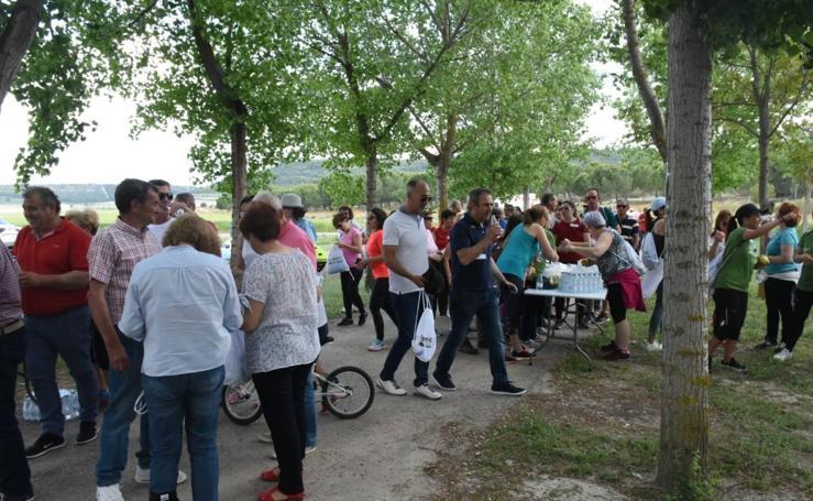 III Marcha contra el cáncer en Mojados