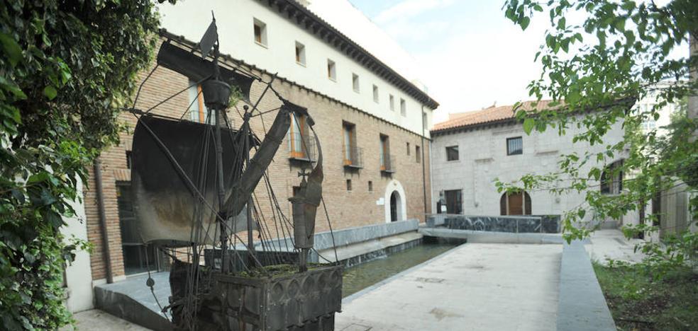 Colón recupera su casa de leyenda en Valladolid