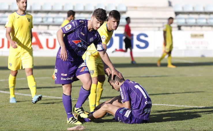 Palencia Cristo Atlético 0-1 Orihuela