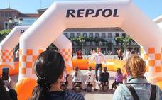 Repsol llega a Salamanca con una exposición sobre el mundo del motor