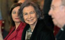 Doña Sofía vuelve a ostentar la Presidencia de Honor del Festival de Segovia, el nuevo MUSEG