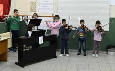 La Escuela de Música de El Espinar celebra su quinta Semana Cultural