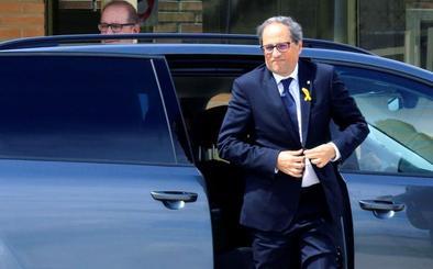 El PP propone que el Ayuntamiento de Ávila declare persona non grata a Quim Torra
