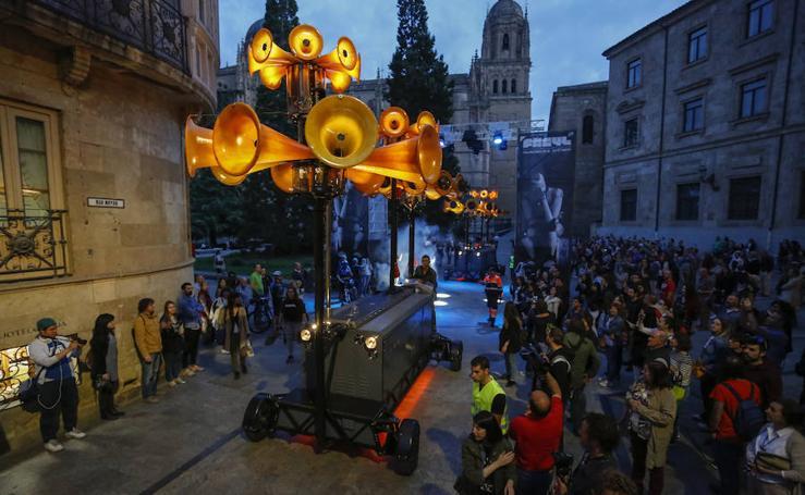 Jornada inaugural de FÀCYL en Salamanca