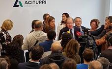 Herrera destaca en Miranda de Ebro el compromiso de la Junta con el futuro industrial