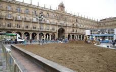 La Plaza Mayor viaja en el tiempo