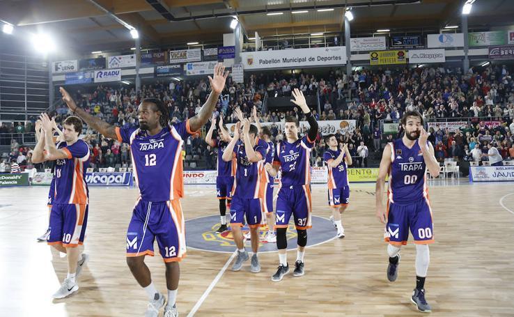 El Palencia Baloncesto se despide del ascenso (76-83)