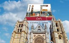 Correos emite un nuevo sello dedicado a la Catedral de León para reconciliarse con la ciudad