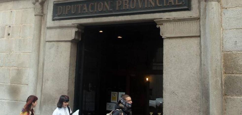 Restablecido el servicio telefónico fijo del Palacio Provincial