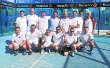 Éxito del combinado regional de jugadores veteranos de pádel