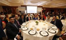 Cerca de 300 empresarios arropan a los galardonados en la entrega de los premios de Confaes