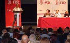 Teresa López condena las trabas al municipalismo y elogia a Sánchez por la moción de censura