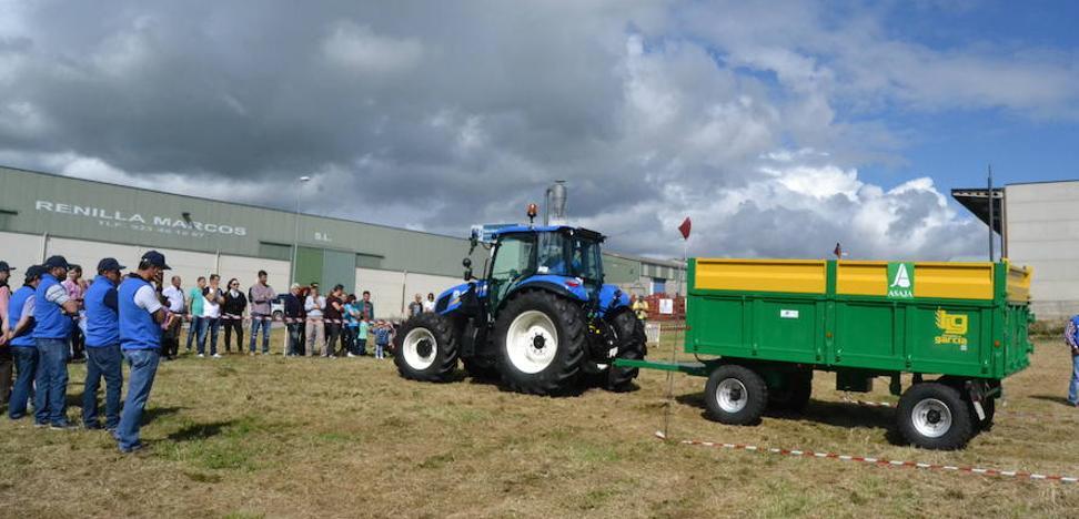 El sector agrícola y ganadero sostiene la Feria de Mayo de Ciudad Rodrigo