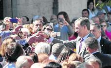 El Rey respalda a Gullón en sus 125 años como emblema de la tradición galletera de Aguilar