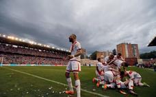 El Rayo Vallecano regresa a Primera
