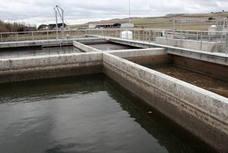 Cuéllar recurre el pago de casi 92.000 euros a la CHD por los vertidos de aguas residuales