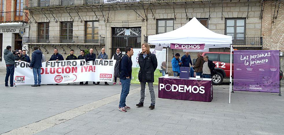 Podemos pide la dimisión de Pilar del Olmo por su «resignación» ante las «imposiciones» de multinacionales como Renault