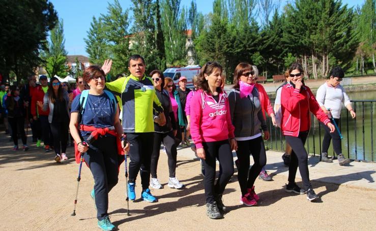 III Marcha contra el Cáncer de Medina de Rioseco