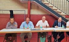 Los regantes de El Carracillo instan a la Junta a acelerar las obras para que finalicen en 2020