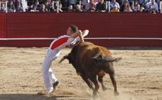La elegancia de Cristian Moras se impone en la Liga del Corte Puro en Benavente