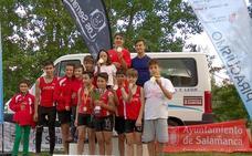 El CSCK se lleva el Campeonato de Primavera regional y el segundo puesto en aguas bravas