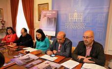Presentaciones y firmas de autores en la Feria del Libro de Zamora