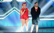 La 'Muslona', de Glitch Gyals, vuelve a asombrar al jurado de 'Factor X'