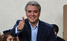 El uribista Duque y el izquierdista Petro se disputarán la presidencia de Colombia en segunda vuelta
