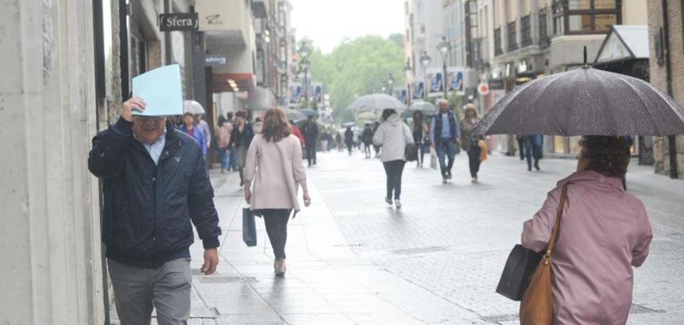 Valladolid, en alerta amarilla por tormentas