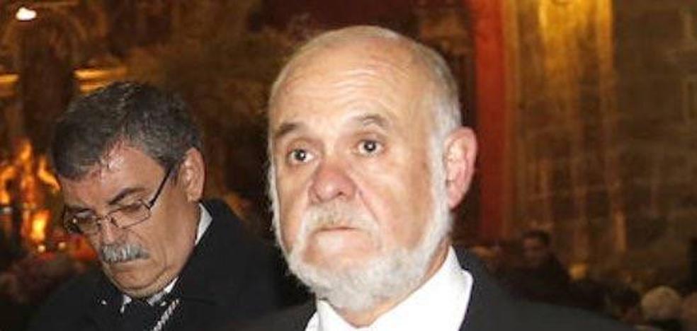 Isaías Martínez presidirá desde el 21 de junio la junta de cofradías