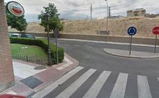 Un ciclista resulta herido al ser arrollado por un coche en Segovia